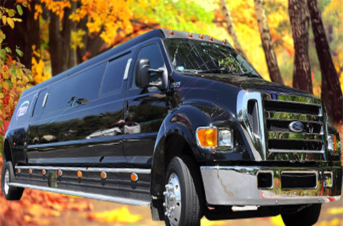 ford f650 stretch limo for rent in Limo Service Calgary
