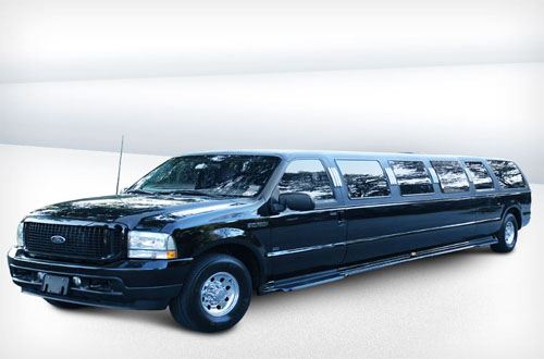 ford excursion limousine for rent in Limo Service Calgary